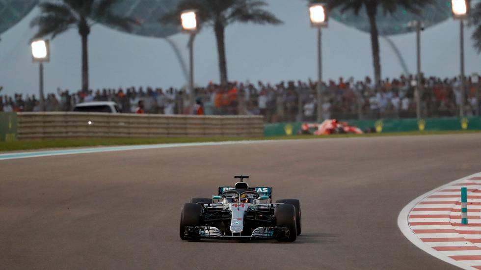 Hamilton mette il sigillo finale alla stagione