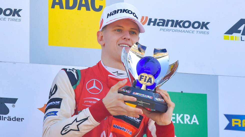Mick Schumacher correrà in Formula 2