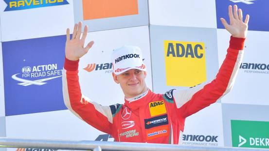 Schumacher jr alla Ferrari Academy