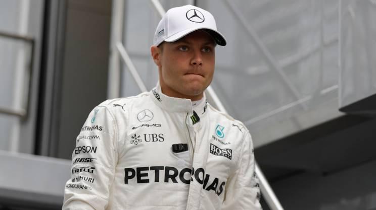 La Mercedes conferma Bottas per il 2018