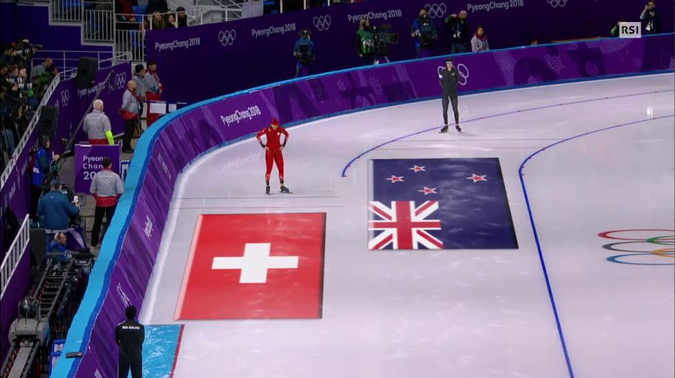 PyeongChang 2018, la prova di Livio Wenger (13.03.2018)