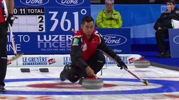 Mondiali di Curling, il servizio (Sportsera 07.04.2018)