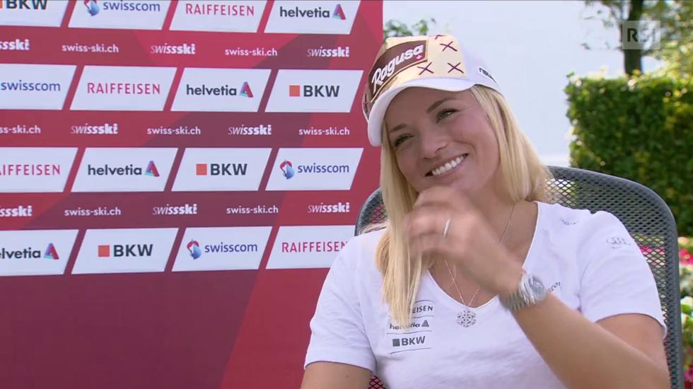 Sci, l'intervista a Lara Gut (Sport Non Stop, 02.09.2018)