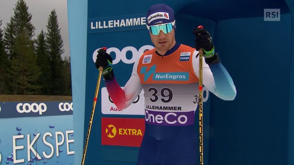 Fondo, il servizio sulla 15km U e la 10km D di Lillehammer (Sportsera 01.12.2018)