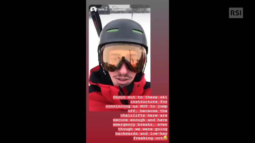 Il contrattempo occorso a Mikaela Shiffrin 3 (05.12.2018)