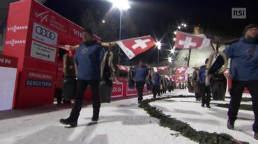 Engelberg, il servizio sul primo concorso di salto (Sportsera 15.12.2018)