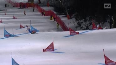 Snowboard, l'arrivo del parallelo di Cortina d'Ampezzo (Sportsera 15.12.2018)