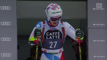Gigante maschile Alta Badia, la seconda manche di Marco Odermatt (16.12.2018)