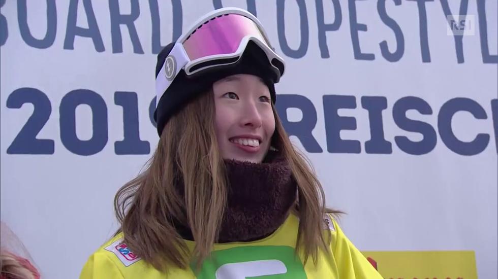 Snowboard, il servizio sulla prova di slopestyle (Sportsera 12.01.2019)