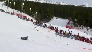 Mondiali di Are, il servizio sulla slalom maschile (La Domenica Sportiva 17.02.2019)