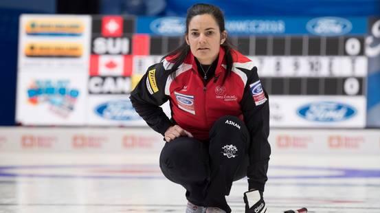 La Svizzera saluta il Mondiale di curling