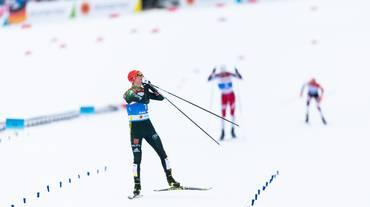 Frenzel conquista il sesto oro mondiale