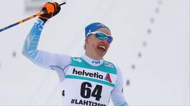 Lahti esplode di gioia per Iivo Niskanen