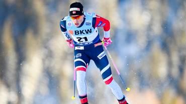 Klaebo piazza la sua prima stoccata a Davos