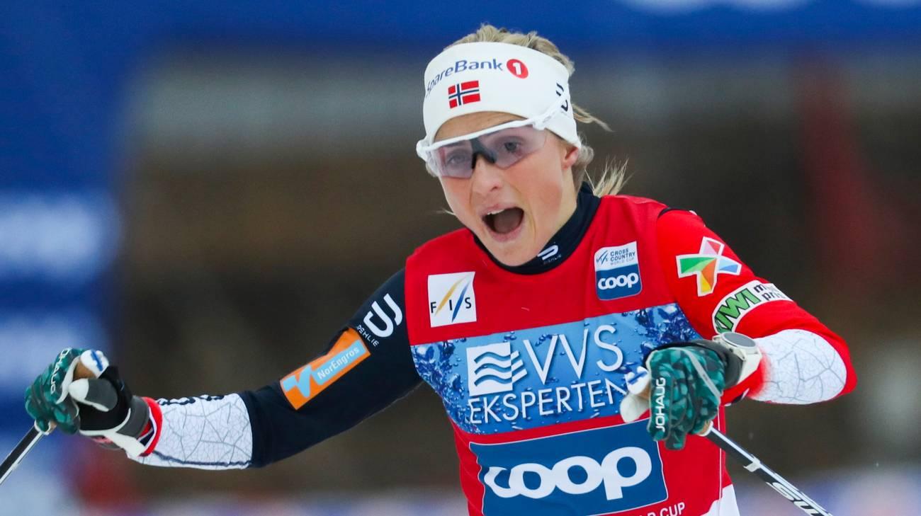 Terzo successo stagionale per la scandinava