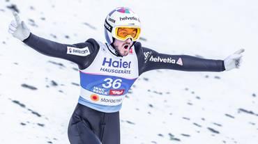Peier vola sul podio mondiale a Seefeld