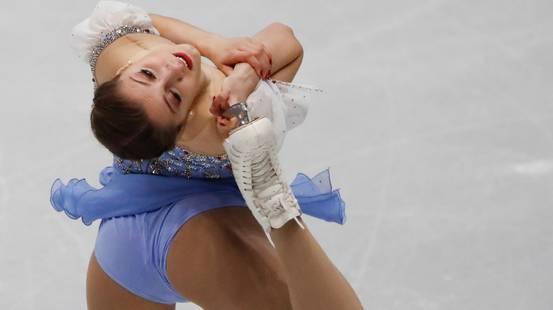 Alexia Paganini qualificata per il libero