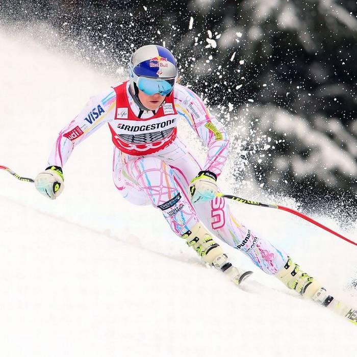 Vonn si esalta nella difficile Garmisch