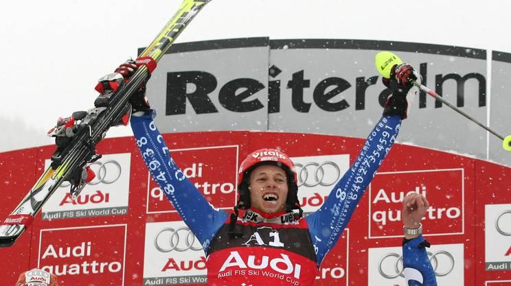 Marc Gini appende gli sci al chiodo