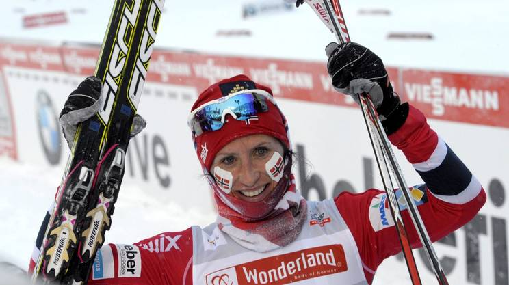 Marit Björgen annuncia il suo ritiro