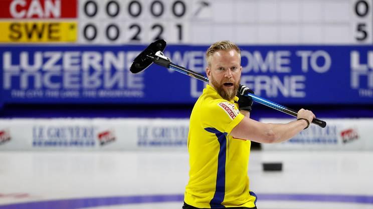 Curling, la Svezia sul tetto del mondo