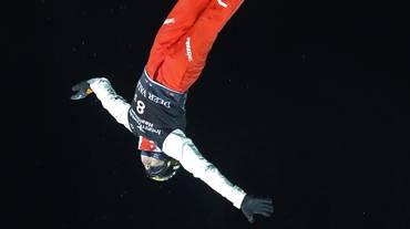 Noé Roth terzo nell'Aerials a Mosca