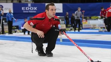Oro iridato rossocrociato nel curling misto