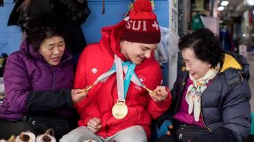 Su PyeongChang la firma di Théo Gmür