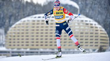 Dominio norvegese tra le donne a Davos