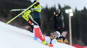 Svizzeri tagliati fuori nello slalom mondiale