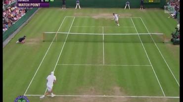 Wimbledon apre al tie-break nel quinto set (Telegiornale 19.10.2018, 20h00)