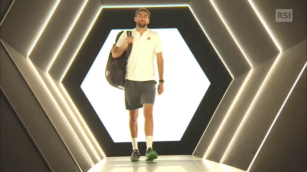 Masters 1000 Parigi-Bercy, highlights di Djokovic - Cilic (02.11.2018)