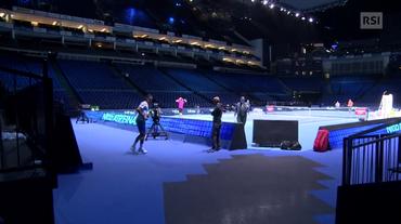 Finals, l'intervista a Roger Federer (10.11.2018)