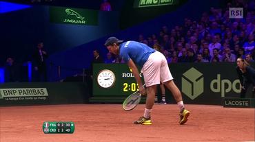 Coppa Davis, il servizio sulla finale (La Domenica Sportiva 25.11.2018)