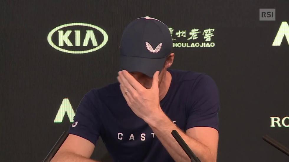 Australian Open, la conferenza stampa di Andy Murray (11.01.2019)