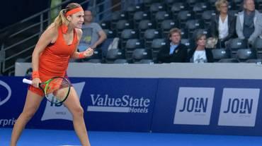 Belinda Bencic in finale in Lussemburgo