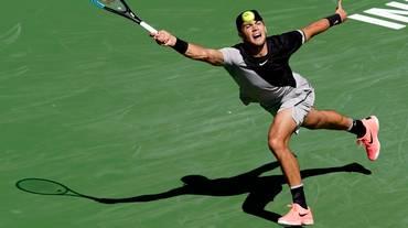 Borna Coric sulla strada di Roger Federer?