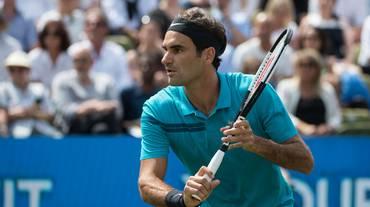 Federer supera i quarti a Stoccarda