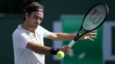 Il Federer-Express è arrivato in California