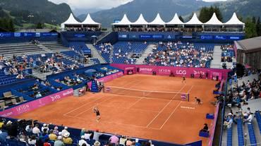 Il torneo WTA di Gstaad si sposta a Losanna?