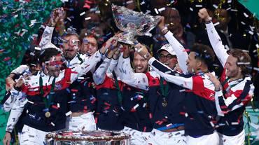 Approvata la riforma della Coppa Davis