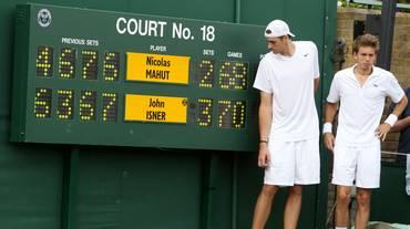 Sdoganato il tie-break a Wimbledon