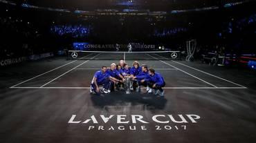 Ecco i campioni che giocheranno la Laver Cup