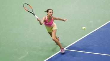La 17enne Leonie Küng in finale a Wimbledon