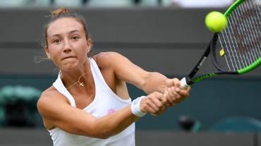 Leonie Küng si è arresa in finale