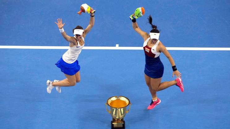 La WTA premia la stagione della Hingis