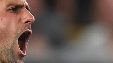 Djokovic avanti senza particolari problemi