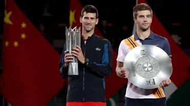 Novak Djokovic è il re di Shanghai