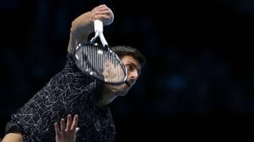 Djokovic schiaccia anche Cilic