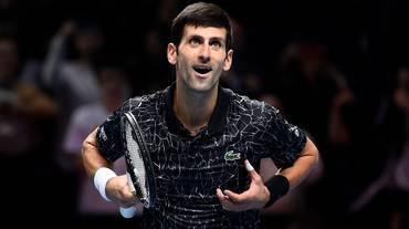 Djokovic a caccia del record di Federer